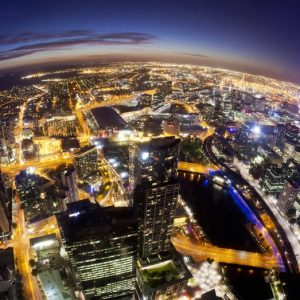 Melbourne-panorama