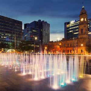 Adelaide-Fountain